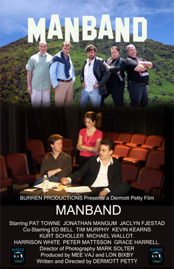 MANBAND the Movie