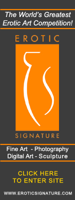 Erotic Signature - The Worlds Greatest Erotic Art Competition of All Time - Enter Now